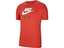 Liverpool FC Club Team Men's Ground T-Shirt