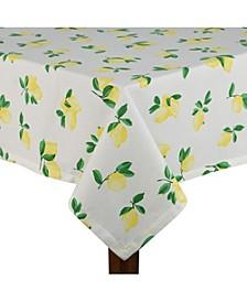 Make Lemonade Tablecloth