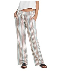 Women's Yarn Dyed Multi Oceanside Pant