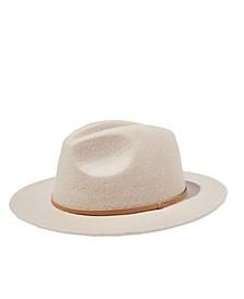 Little Girls Wide Brim Hat
