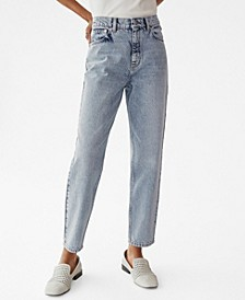Women's Mom-Fit Jeans