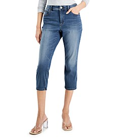 INC Essex Curvy Cropped Skinny Jeans, Created for Macy's