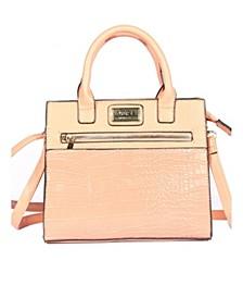 Women's Ellen Vegan Leather Satchel