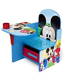 Disney Mickey Mouse Chair Desk with Storage Bin by Delta Children