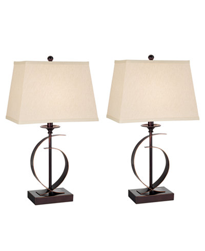Pacific coast novo set of 2 table lamps lighting lamps for pacific coast novo set of 2 table lamps audiocablefo light catalogue