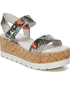 Francisco Platform Sandals