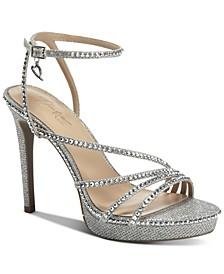 Livy Platform Dress Sandals, Created for Macy's