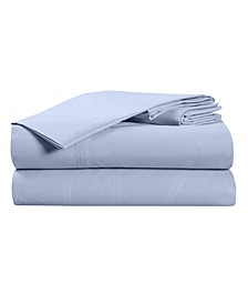 Healthy Nights 4 Piece Clean and Comfortable Sheet Set, Queen