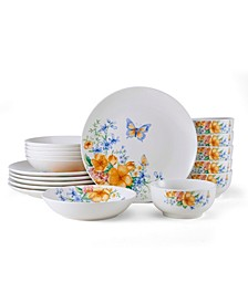 Studio Nova Anna 18 Piece Dinnerware Set, Service for 6
