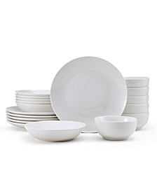Studio Nova Alexis 18 Piece Dinnerware Set, Service for 6
