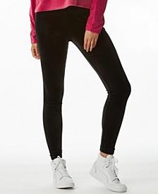 Women's Velour Legging Pant