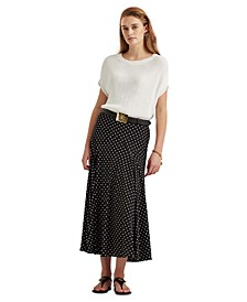 A-Line Peasant Skirt