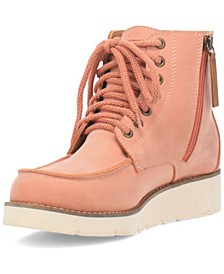 Women's Rosie Leather Boot
