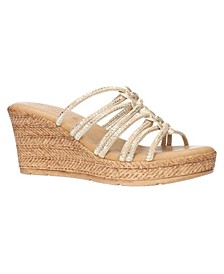 Tuscany by Women's Luciana Sandals