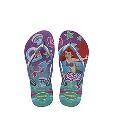Kids Slim Princess Flip Flop Sandal