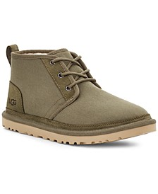 Men's Neumel Canvas Chukka Boots