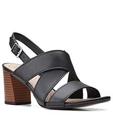Jocelyn Bao Slingback Sandals