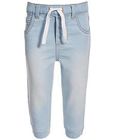 Toddler Boys Light-Wash Jeans, Created for Macy's