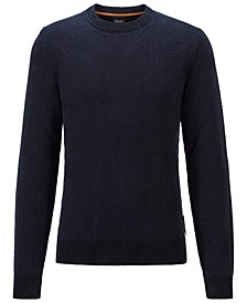 BOSS Men's Kafurlio Regular-Fit Sweater