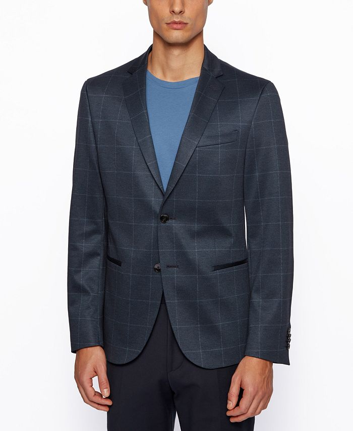 Hugo Boss - Men's Norwin Slim-Fit Jacket