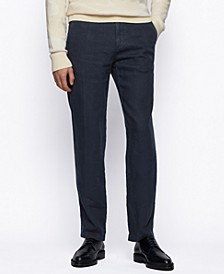 BOSS Men's Crigan Regular-Fit Chinos