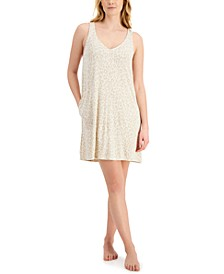 Printed Tank Chemise Nightgown, Created for Macy's