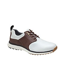 Men's XC4 Water-resistant H2 Luxe Hybrid Saddle Golf Shoes