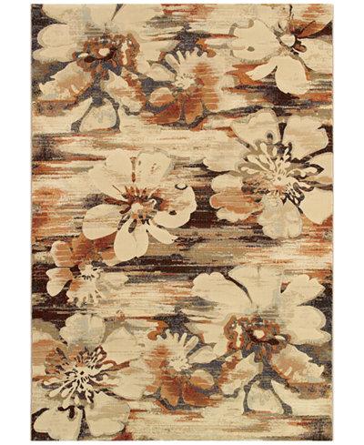 Couristan Taylor Mosaic Florals 3'11
