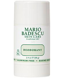 Deodorant, 2.4-oz.