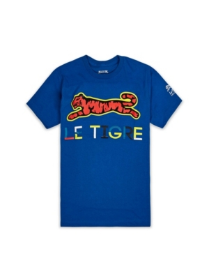 Men's Color Geo Logo T-shirt