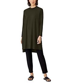 Raglan-Sleeve Dress