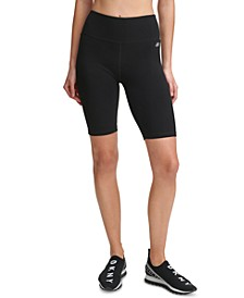 Sport Icon High-Waist Bike Shorts