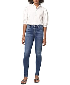 Rocket in Story Mid-Rise Skinny Jeans