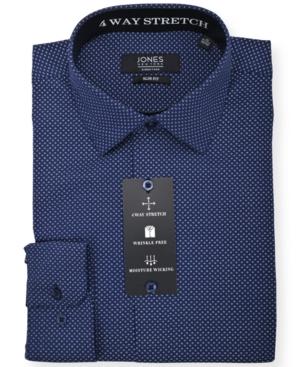 Men's Printed Fashion Dress Shirt