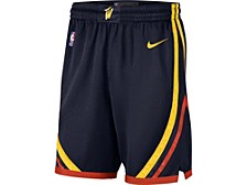 Golden State Warriors Men's City Edition Swingman Shorts