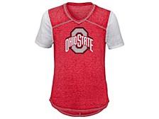 Ohio State Buckeyes Girls School Spirit T-Shirt