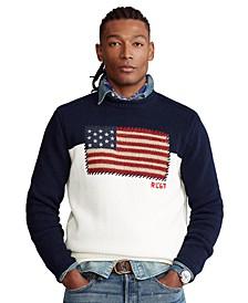 Men's Flag Cotton Sweater