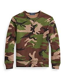 Big Boys Camo Sweatshirt