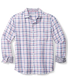 Men's Charming Check Shirt