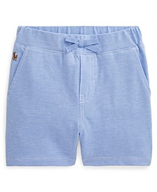 Ralph Lauren Baby Boys Cotton Mesh Short