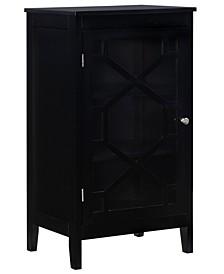 Ferndale 2 Interior Shelves Small Cabinet