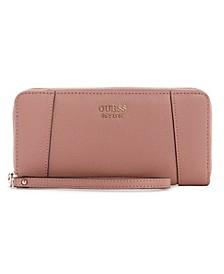 Naya Large Zip Around Wallet