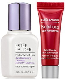 Receive FREE 2pc Gift with any $125 Estée Lauder Purchase