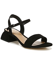 Women's Irina Architectural Block-Heel Dress Sandals