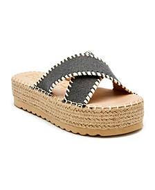 Beach By Women's Oasis Platform Sandal