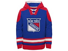Youth New York Rangers Ageless Hoodie