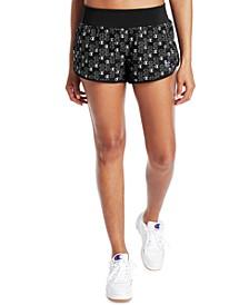 Women's Printed Sport Shorts