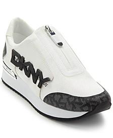 Mareesa Zip-Up Sneakers