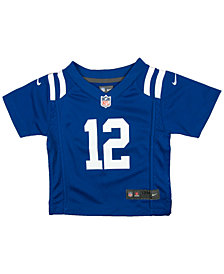 Nike Babies' Andrew Luck Indianapolis Colts Game Jersey