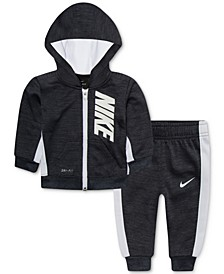 Baby Boys Therma Hoodie and Pants Set